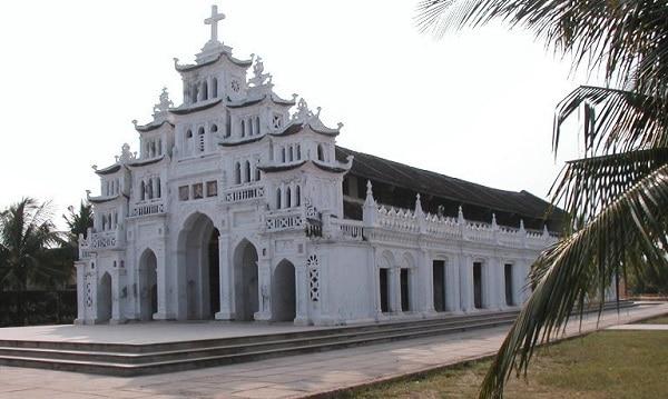 Nhà thờ Ba Làng
