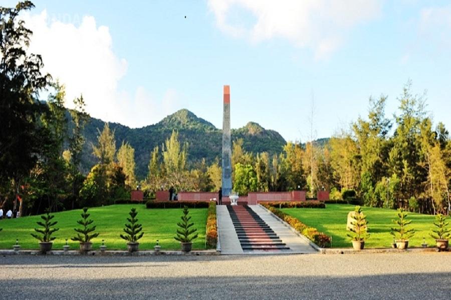 Nghĩa trang liệt sĩ Côn Đảo