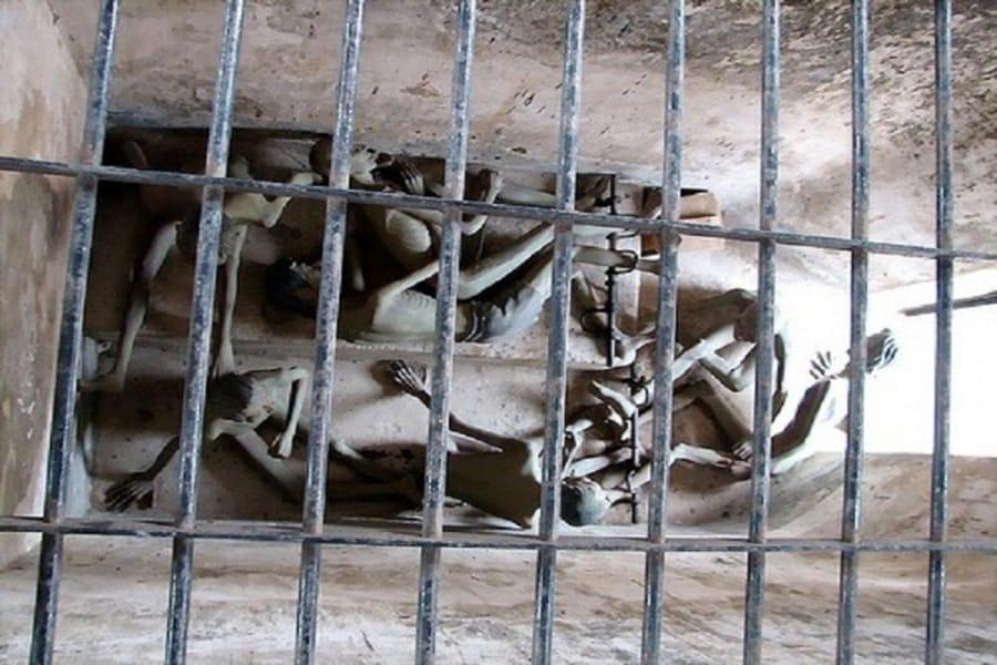 Khu chuồng cọp nơi địa ngục trần gian