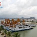 Tuyệt vời cảng tàu khách Tuần Châu