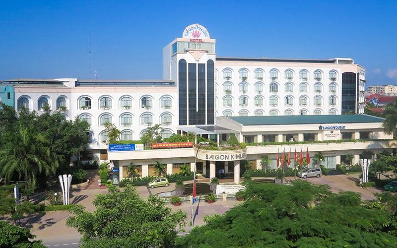 Sài Gòn Kim Liên resort, khu nghỉ dưỡng cao cấp 4 sao đầu tiên của Cửa Lò