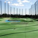 Ghé thăm sân tập Golf Tuần Châu