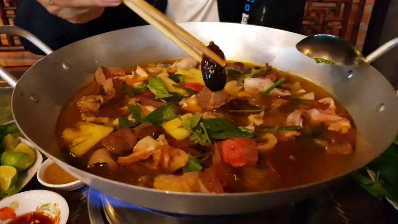 thắng cố món ăn nổi tiếng của Sapa