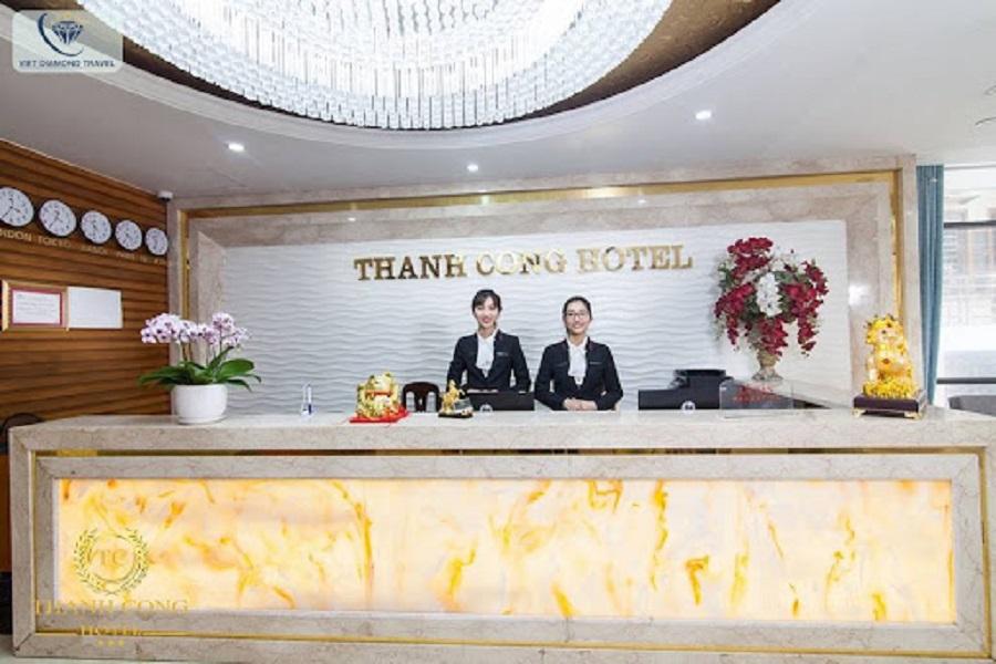 Thành Công Cát Bà Hotel