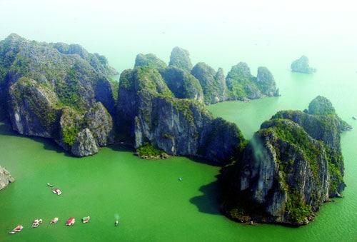 Vịnh Hạ Long Quảng Ninh