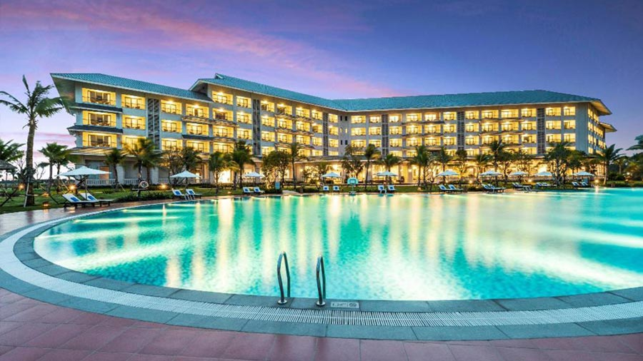 Vinpearl Discovery Cửa Hội là khách sạn tiêu chuẩn 5 sao với các mức giá đa dạng