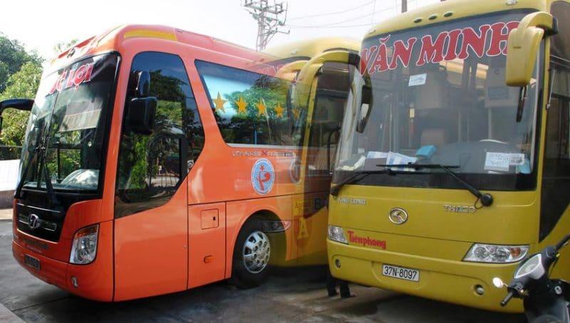 2 hãng xe Hà Nội - Cửa Lò du khách nên lựa chọn
