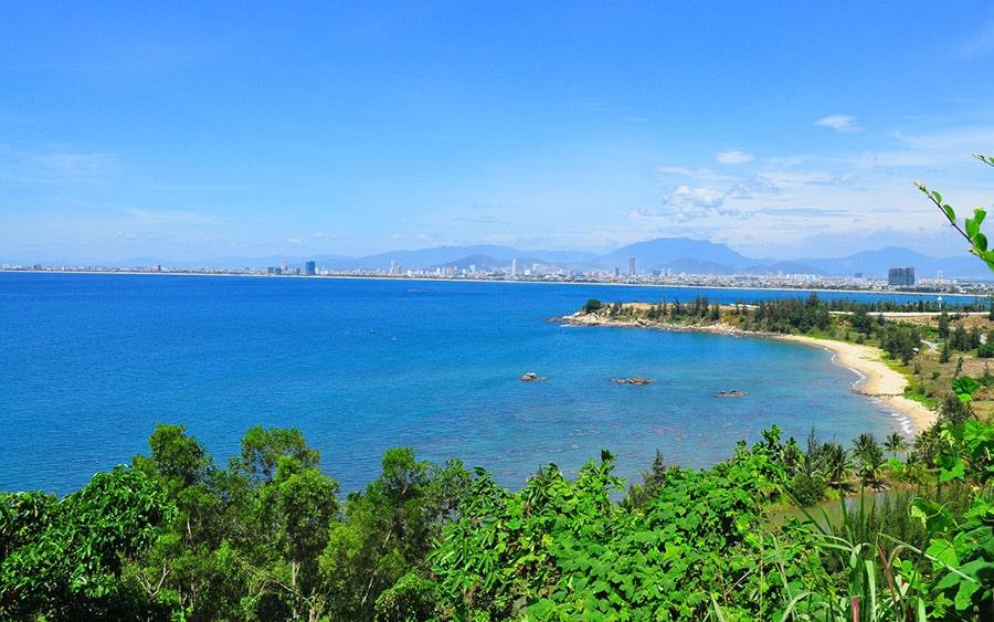 Hình ảnh bãi biển Sơn Trà