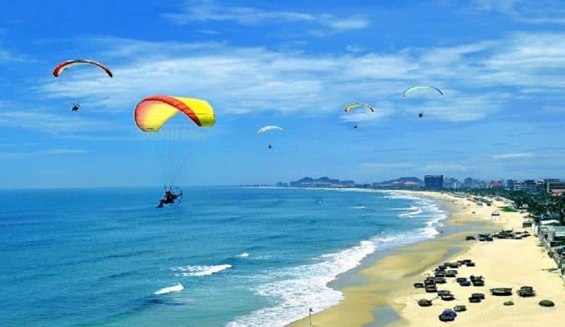Biểm Mỹ Khê bãi biển đẹp nhất Đà Nẵng