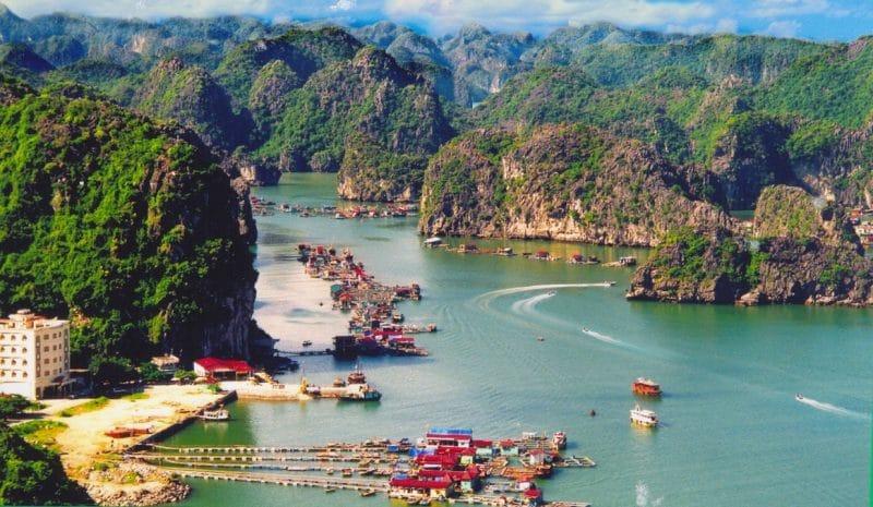 Quần đảo du lịch Cát Bà