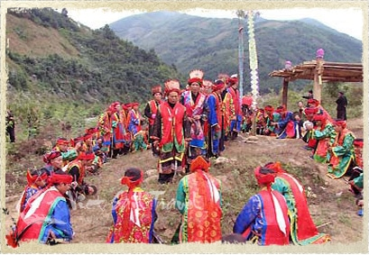 Lễ hội tết nhảy Sapa