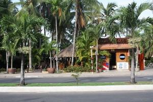 Quán ăn Dừa Xanh Nha Trang