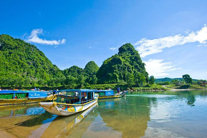 Điểm du lịch tỉnh Quảng Bình