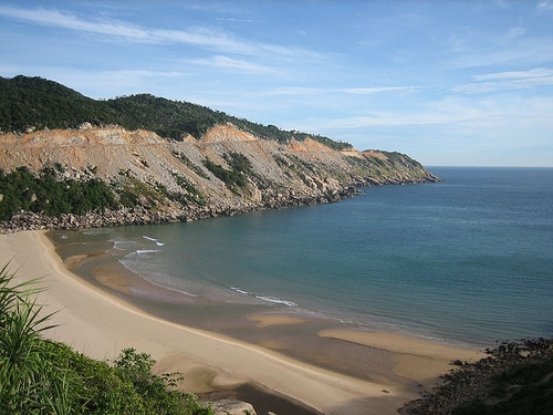 Nét đẹp thơ mộng biển Đại Lãnh Nha Trang