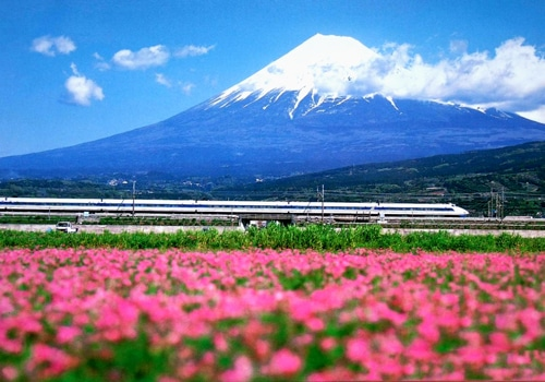 Núi Phú Sĩ Nhật Bản