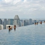 Kiến trúc hồ bơi tuyệt vời ở Singapore
