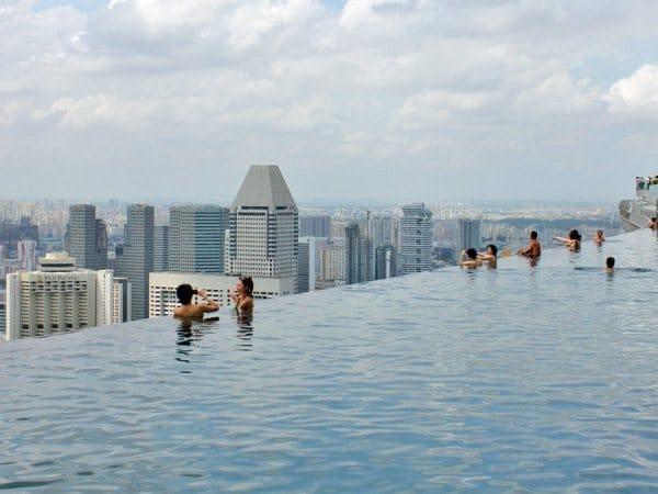 Hồ bơi Singapore