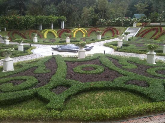 Lake garden Malaysia