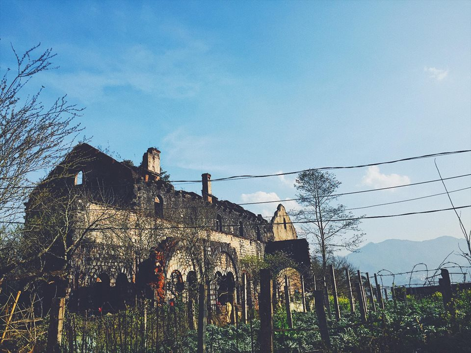 Kỳ bí, hoang sơ tu viện đồng trinh ở Sapa