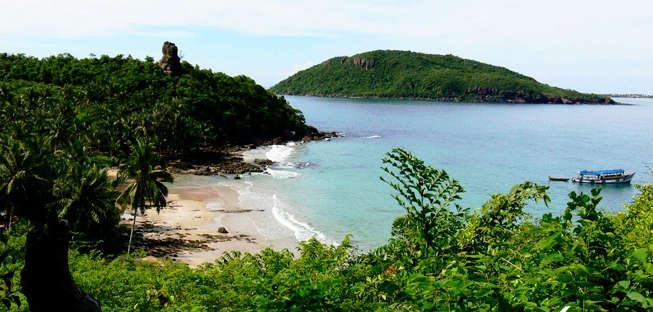 Đảo hoang ở Phú Quốc