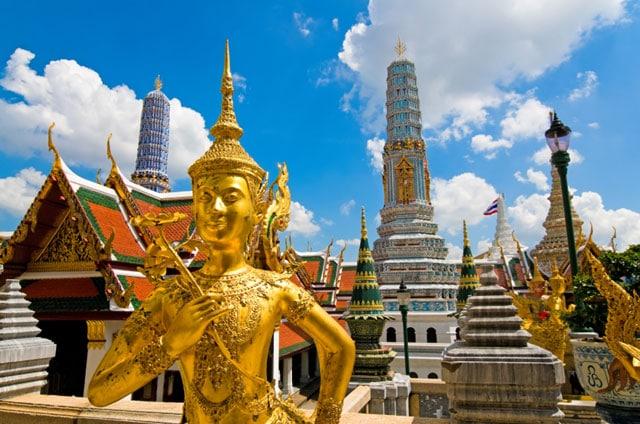 Nét đẹp đất nước Thái Lan