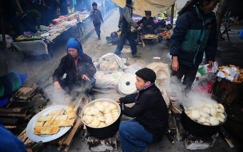 Ấm lòng với thực phẩm Sapa mùa đông