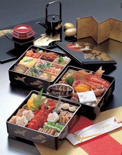 Những món ăn truyền thống trong dịp Oshogatsu