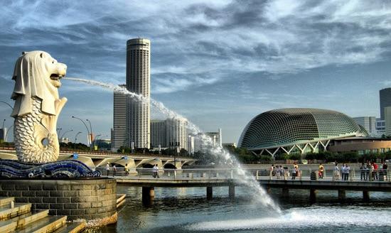 Đất nước Singapore xinh đẹp