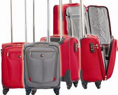 Nên mang vali có bánh xe kéo
