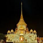 Du lịch Thái Lan khám phá 5 ngôi chùa độc đáo nhất