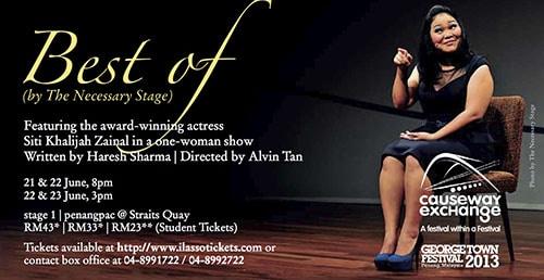Necessary Stage Singapore