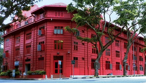 Red Dot Design Singapore