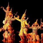 Du lịch Thái Lan đung đưa theo những vũ điệu truyền thống