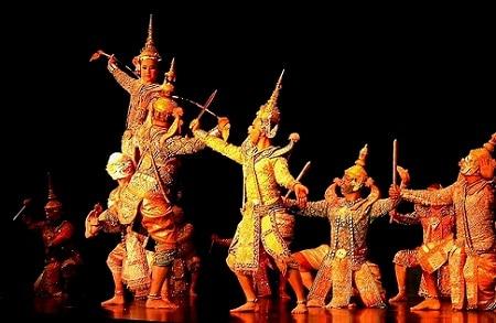Vũ điệu Khon Thái Lan
