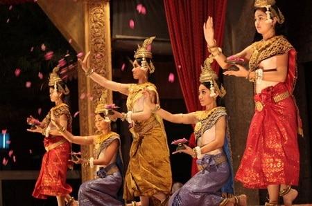 Vũ điệu truyền thống Thái Lan