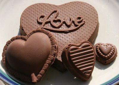 Ý nghĩ chocolate ngày lễ Tình Yêu
