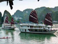 Toàn cảnh tàu 3 sao - Fantasea Hạ Long