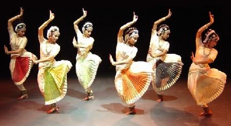 Vũ điệu lửa Bharatanatyam