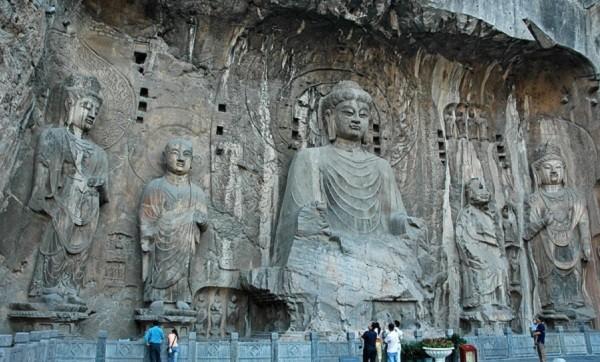 Hang Cổ Dương nổi tiếng ở Trung Quốc