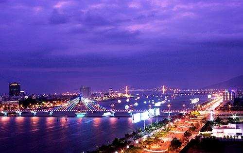 Đà Nẵng - thành phố tráng lệ