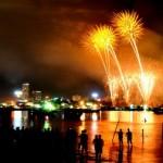 Thời điểm chính thức diễn ra lễ hội pháo hoa Đà Nẵng 2015
