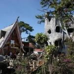Dân du lịch phát sốt với ngôi nhà điên Đà Lạt