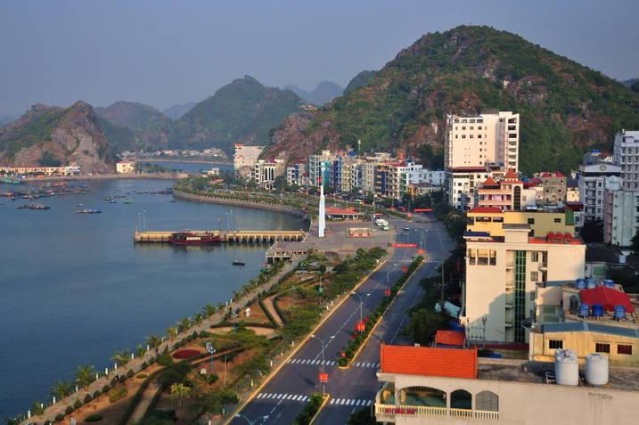 Thị trấn Cát Bà Hải Phòng
