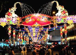 Ấn Độn thu nhỏ giữa lòng Singapore
