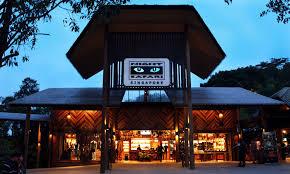 Vườn thú đêm night safari ở Singapore