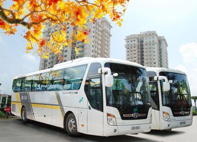 Xe du lịch 45 chỗ đời mới