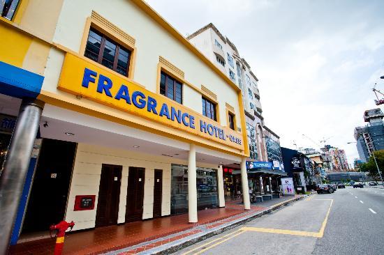 Fragrance Hotel – Oasis