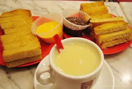 Bánh mì nướng Kaya - Bữa sáng phổ biến của người Singapore