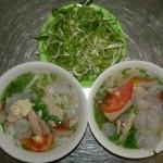 Đậm đà hương vị tô bún sứa Nha Trang