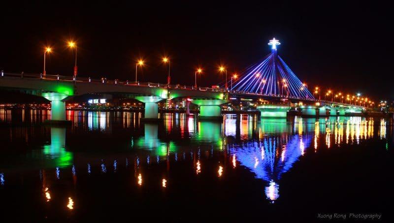 Cầu sông Hàn sẽ quay sớm hơn 1 giờ